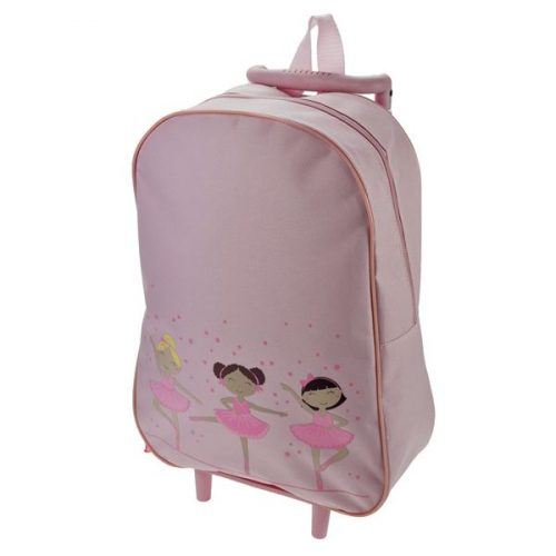Deemon Travel Bag Pink