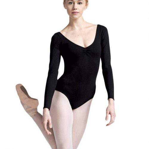 Capezio Long-Sleeve Leotard - CC460